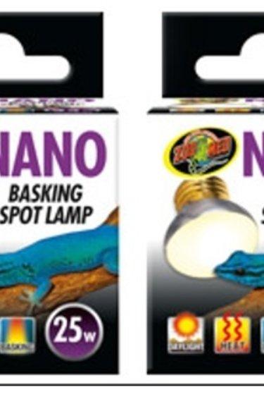 "Zoomed Ampoule Nano ""Basking Spot"" - Nano Basking Spot Lamp"
