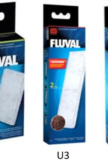 Fluval Cartouche de polyester Clearmax pour série U