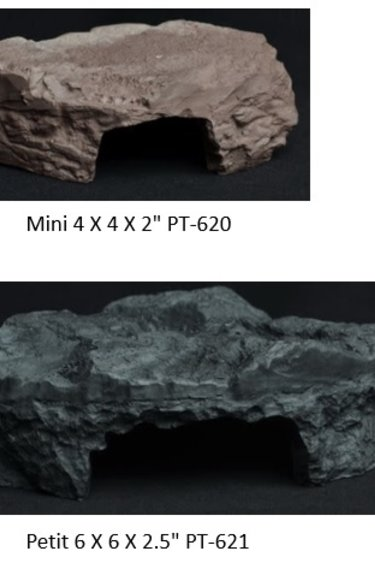 Pet-Tekk Cave en coin