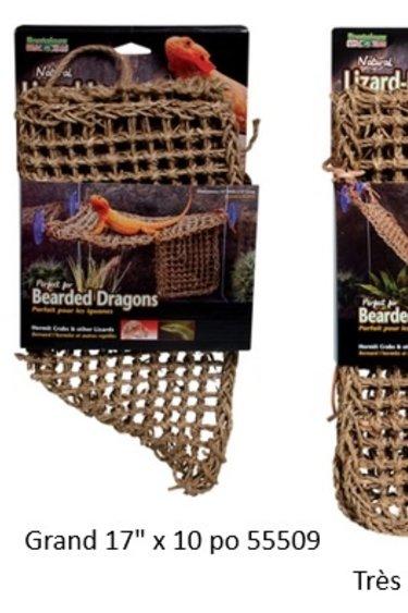 Penn plax Chaise longue pour reptiles Hamac