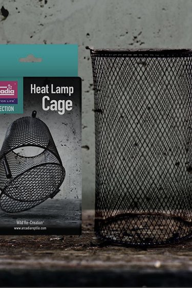 Arcadia Cage pour lampes chauffantes - Heat lamp Cage