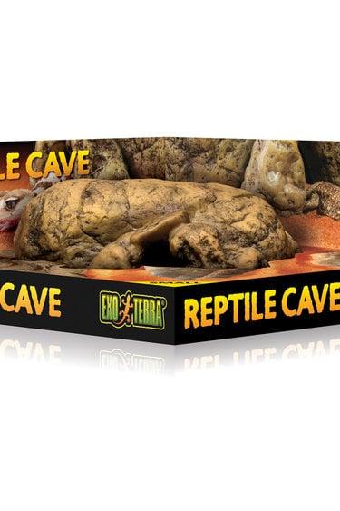 Exoterra Grotte pour reptile petite