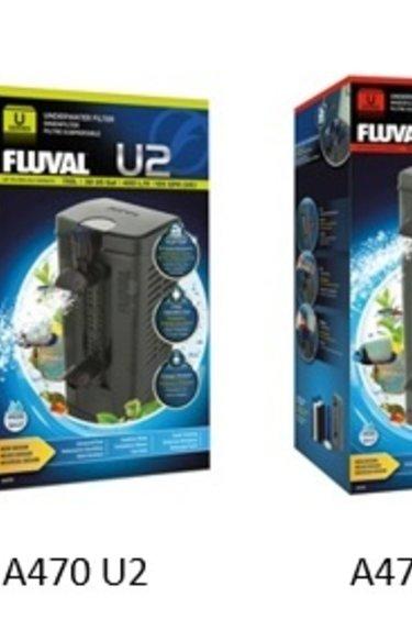 Fluval Filtreur submersible série U