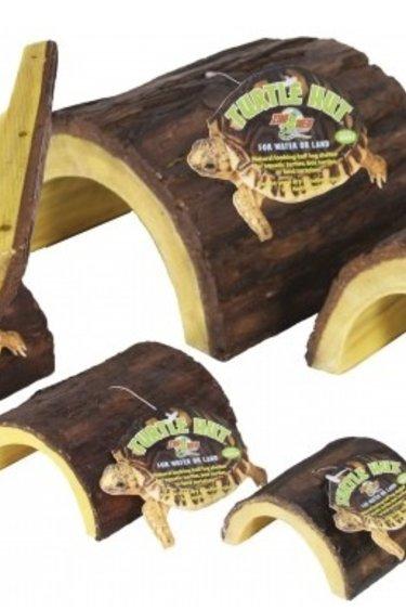 Zoomed Hutte à tortue – Turtle Hut