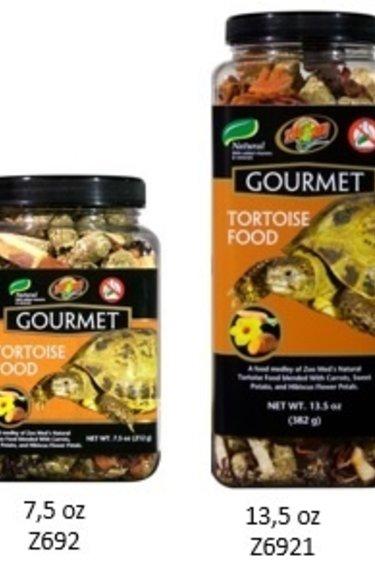 "Zoomed Nourr. ""Gourmet"" pour tortue terrestre"