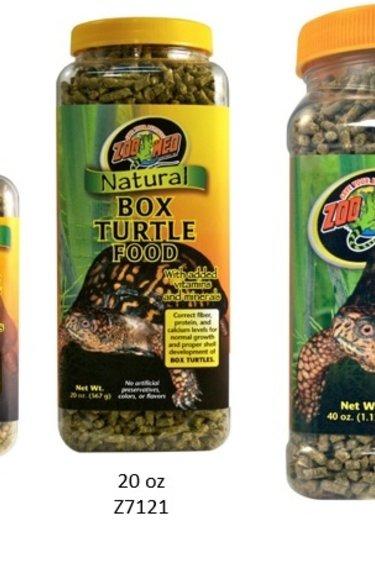 Zoomed Nourr. naturelle pour tortue terrestre