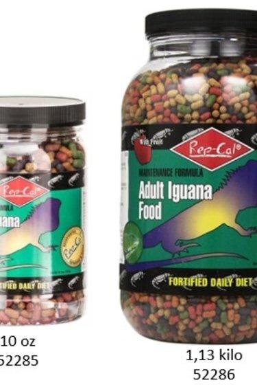 Rep-cal Nourriture pour iguane adulte