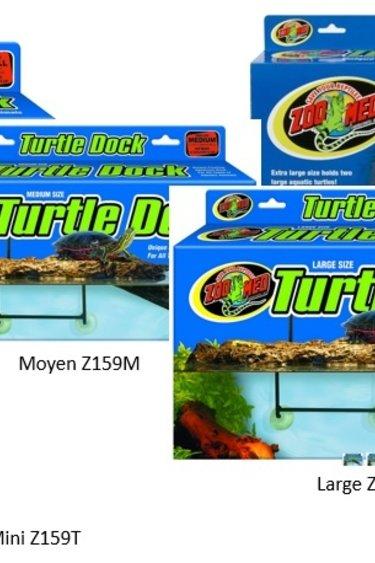 Zoomed Quai flottant pour tortue – Turtle Dock