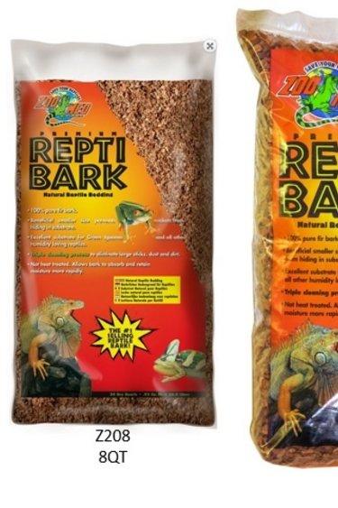 "Zoomed Substrat d'écorce ""ReptiBark"" - Premium ReptiBark®"