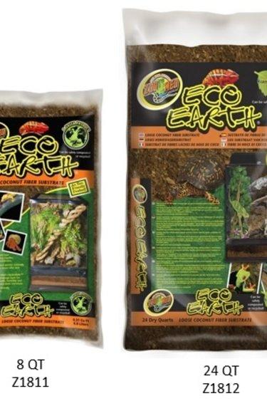 "Zoomed Substrat de noix de coco ""Eco Earth"""