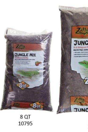 Zilla Substrat Mélange de la jungle (Jungle Mix)