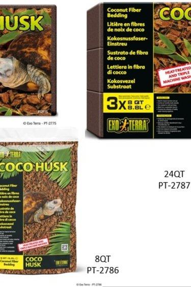 Exoterra Substrat tropical de Coco Husk