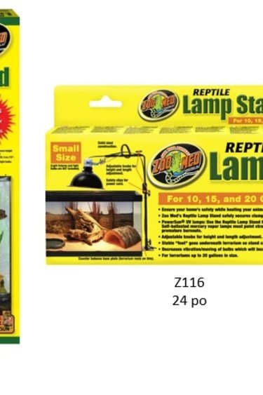 Zoomed Support pour lampe