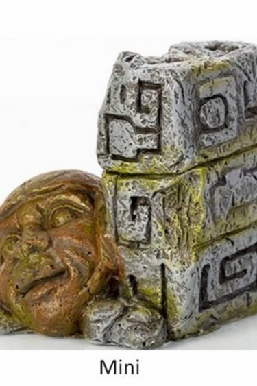 Origins Tête colossale d'Olmec - Olmec colossal head