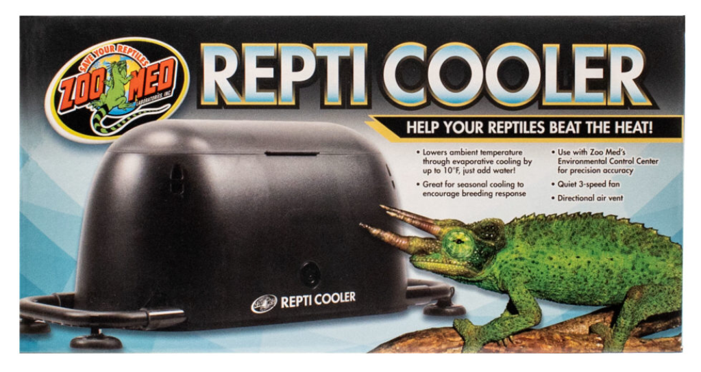 Zoomed Refroidisseur pour Reptile - Repti Cooler