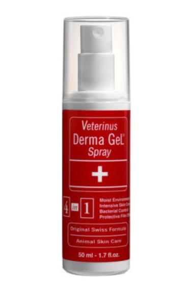 Veterinus Veterinus Derma  Gel non-aérosol Spray