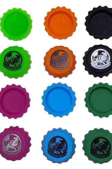 Petit plat de nourriture en silicone 30 X 30 X 10 mm - Silicone feeding dishes