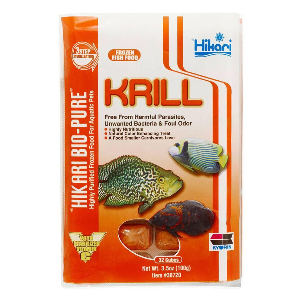 Hikari Crevette (Krill) 3.5 oz cube