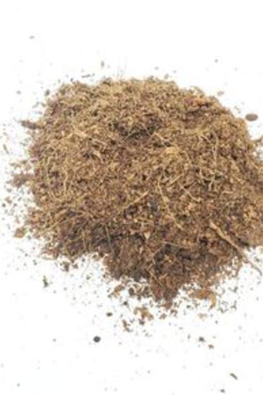 NewCal Pets Brique compressé de fibre de coco 1/2 pi cu (fibre husk) large