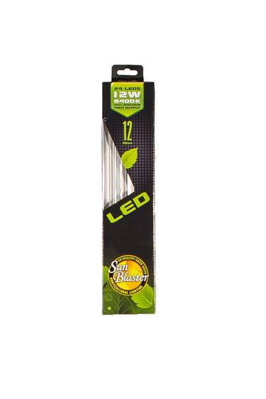 SunBlaster Longueur de 12 po de DEL - 12'' LED Strip Light 12W 6400K