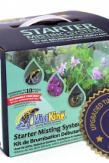 MistKing Système de brumisation Version 5 - Misting System Version 5 Ensemble de départ