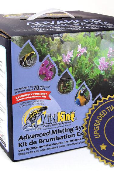 MistKing Système de brumisation Version 5 Advanced - Misting System Version 5 Advanced