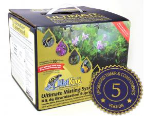 MistKing Système de brumisation Version 5 Ultimate - Misting System Version 5 Ultimate