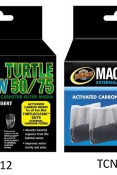 Zoomed Cartouche filtrante externe Turtle Clean™ 50/75 - Turtle Clean™ 50/75 External Canister Filter Media