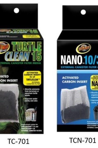 Zoomed Insert de charbon actif Nano™ 10/30 - Activated Carbon Insert