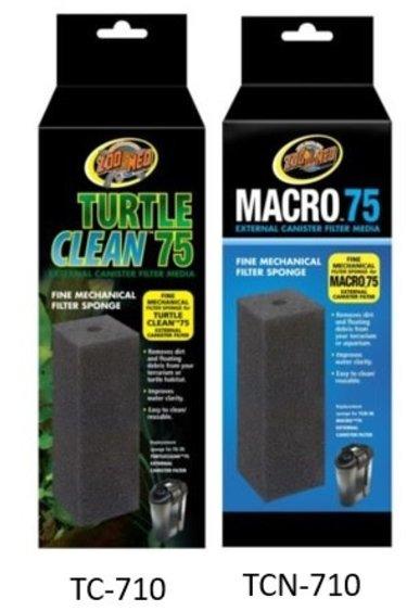 Zoomed Éponge de filtre mécanique fine Macro™ 75 Fine Mechanical Filter Sponge
