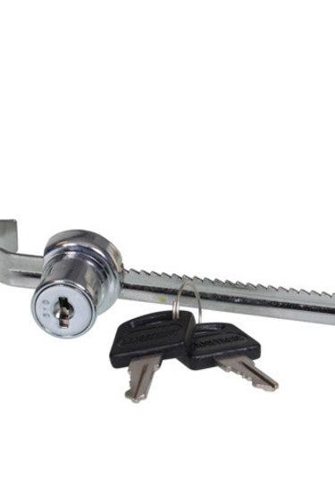 Magazoo Barrure pour porte coulissante/Sliding Cage Lock