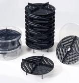 Redline Science Ensemble d'incubation de reptiles BIO HATCH - BIO HATCH Reptile Incubation Kit