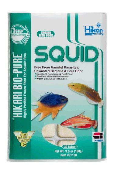 Hikari Pieuvre (Squid) 3.5 oz