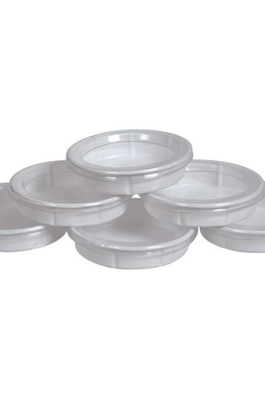 MagNaturals Bols pour vers paquet de 6/Small Worm Feeder Cups