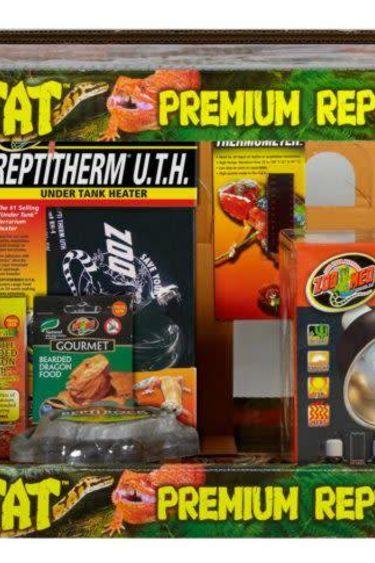 """Zoomed Kit ReptiHabitat pour dragon barbu juvénile 30 X 12 X 12"""""""