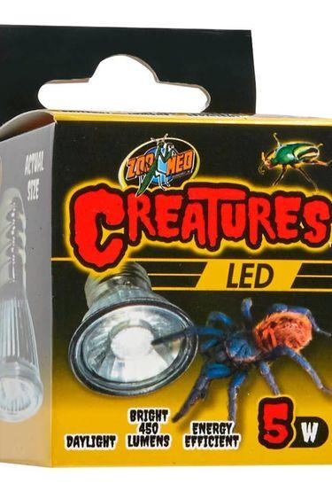 Zoomed Ampoule DEL 5 W - Série Creatures
