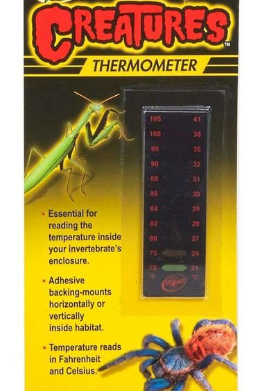 Zoomed Thermomètre - Série Creatures/Creatures™ Thermometer
