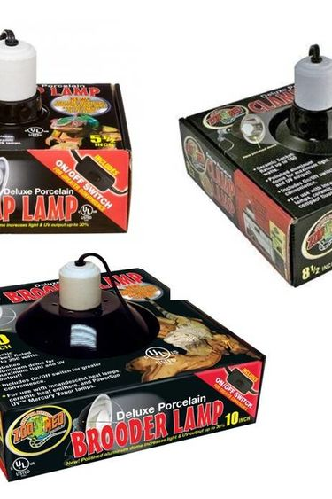 Zoomed Lampe à pince - Clamp Lamp