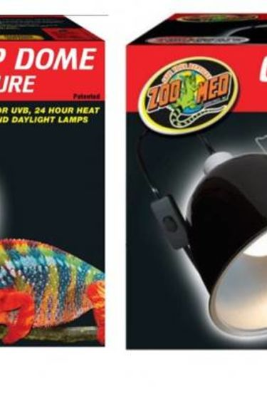 """Zoomed Lampe combo """"Deep Dome"""" -   Combo Deep Dome Lamp Fixture"""