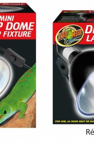 """Zoomed Lampe """"Deep Dome"""" - Deep Dome Lamp Fixture"""