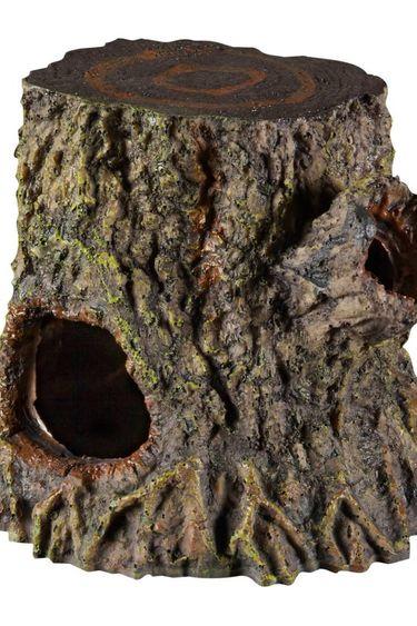 Zilla Tanière en forme de souche petite – Strump den small