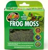 Zoomed Substrat de mousse vivante pour grenouille 80 po.cu Frog Moss