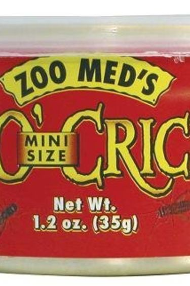 Zoomed Can O' Mini grillons 1.2 oz.