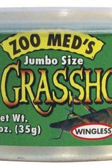 Zoomed Can O'Sauterelles 1.2 oz. - Can O' Grasshoppers