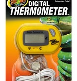 Zoomed Thermomètre digital à reptiles Digital Thermometer