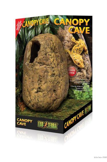 Exoterra Grotte surelevee – Canopy cave