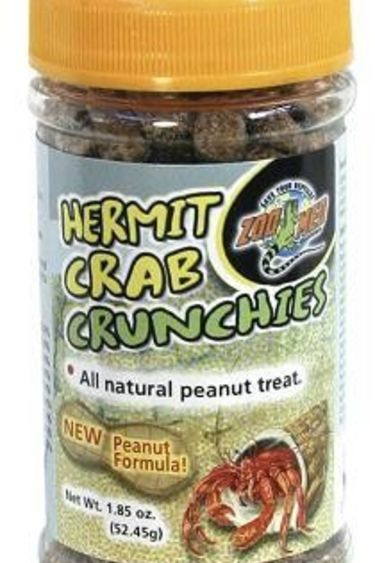 Zoomed Regal aux arachides pour bernard l'hermite 1.85 oz./Hermit Crab Crunchies