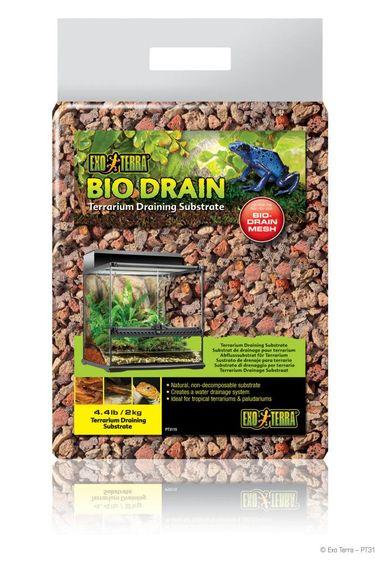 Exoterra Substrat de drainage 4.4lb – Bio drain