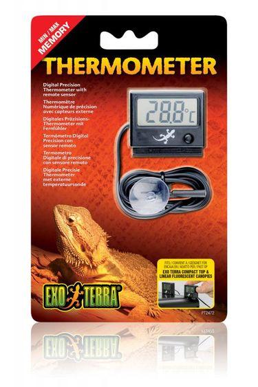 Exoterra Thermometre numerique