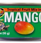 Zoomed A melanger avec nourriture en granule Mangue - Tropical Fruit Mix-ins Mango